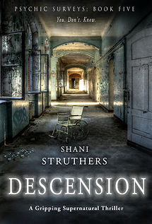 descension shani struthers authors reach ltd