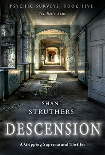 descension by shani struthers