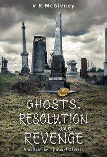 ghosts resolution and revenge by v k mcgivney