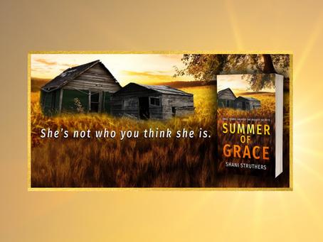 Summer of Grace - An Explosive New Thriller!