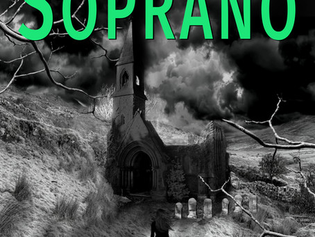 NEW COVER REVEAL FOR UPCOMING SUPERNATURAL THRILLER THE SOPRANO: