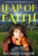 leap of faith richard hardie authors reach ltd