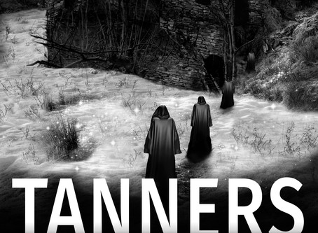 REVEALED - THE COVER FOR 'TANNERS DELL' - SEQUEL TO 'FATHER OF LIES'