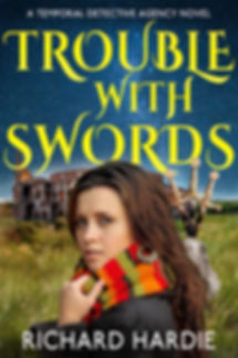 trouble with swords by richard hardie