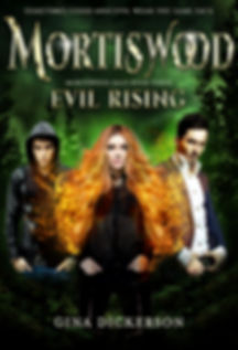 Mortiswood Evil Rising