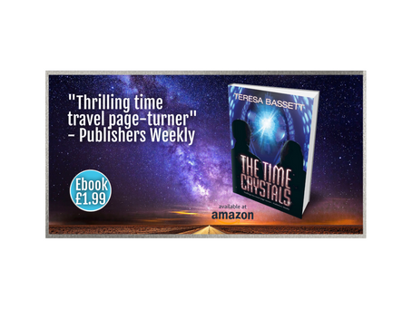 The Time Crystals by Teresa Bassett