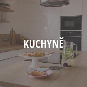 kuchyně Interiéry Pazour