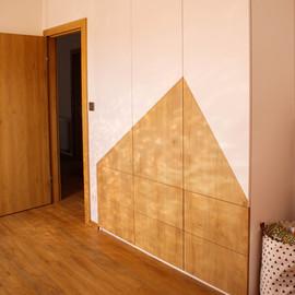 Interiéry Pazour_skříně