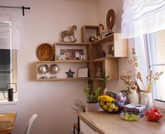 Interiéry Pazour_kuchyň