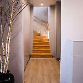 Interiéry Pazour_schody