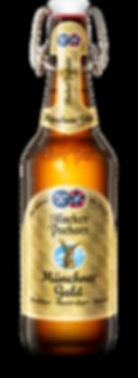 Hacker-Pschorr Gold lager sör