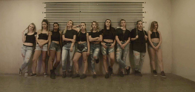 Red Bull Dance Braket - Team 'Relentless'