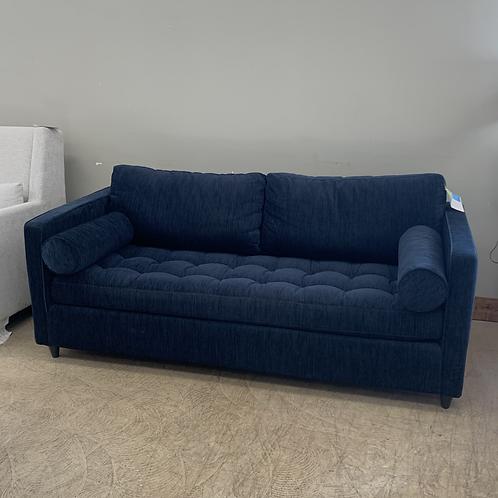 Joybird Briar Navy Sleeper Sofa