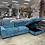Thumbnail: Joybird Holt Sectional w/ Storage Chaise