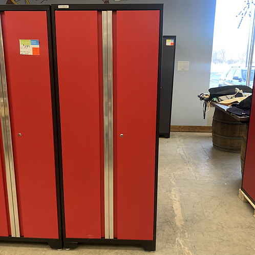 New Age Red Multi Use Locker