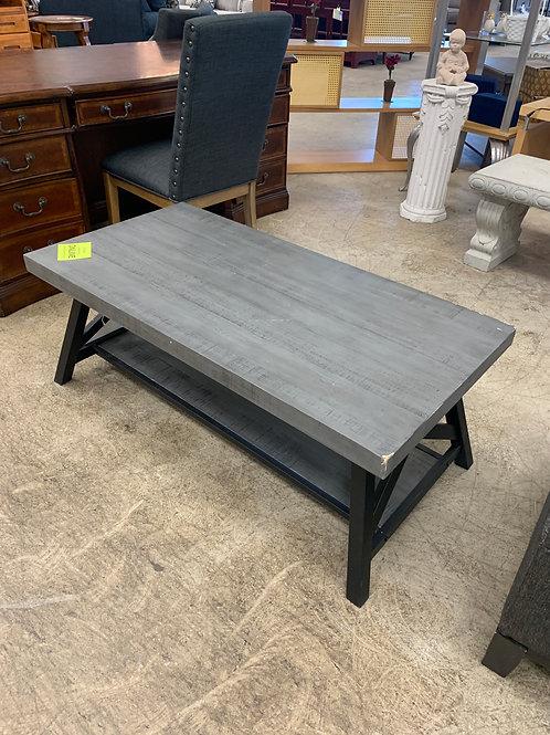 Grey & Black Wayfair Coffee Table