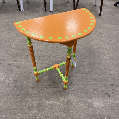 Patterned Side Table