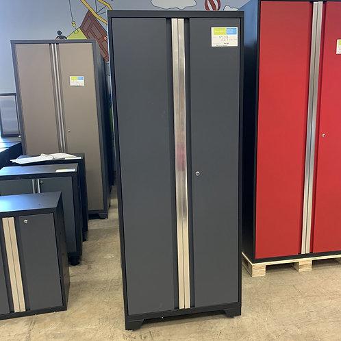 Black & Charcoal New Age Multi Use Locker