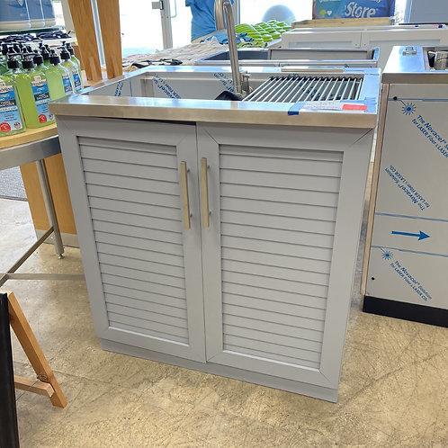 Newage Outdoor 2 Door Sink Cab