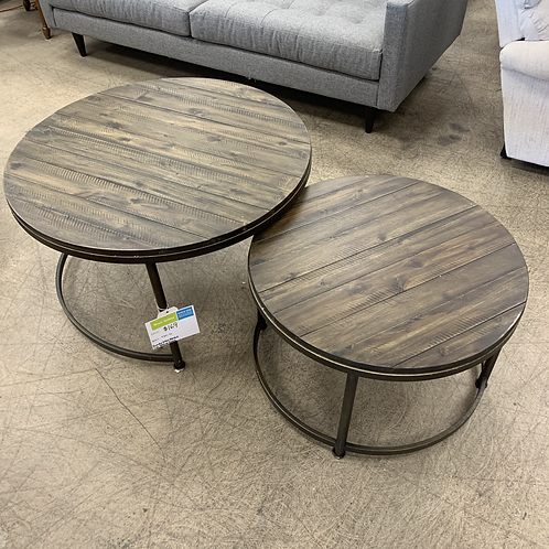 Foundry Select Kendall 2 pc Nesting Tables