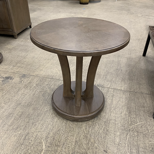 American Drew Park Studio Round Lamp Table