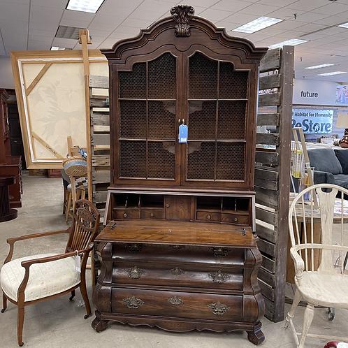 Antique Secretary Desk w/ Hutch