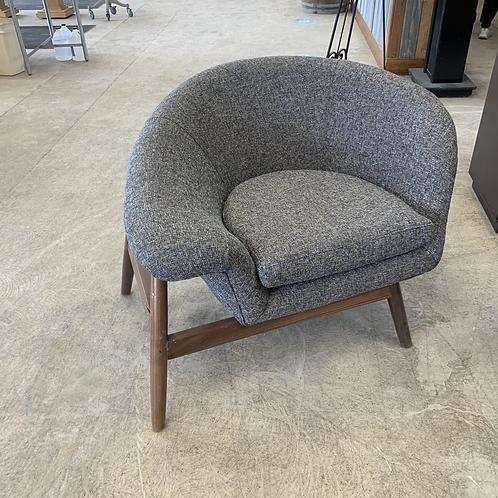 Joybird Tweed Louie Chair