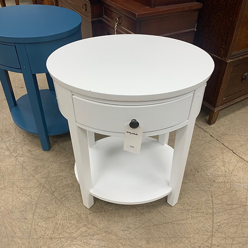 White Wayfair Side Table