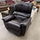 Thumbnail: Brown Leather Recliner