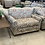 Thumbnail: Patterned Fabric Oversize Chair