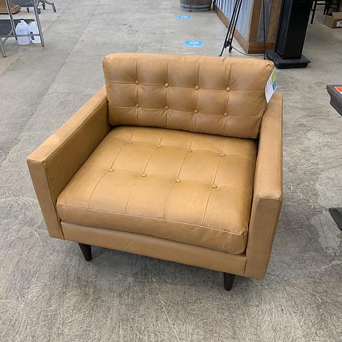 Joybird Eliot Leather Chair