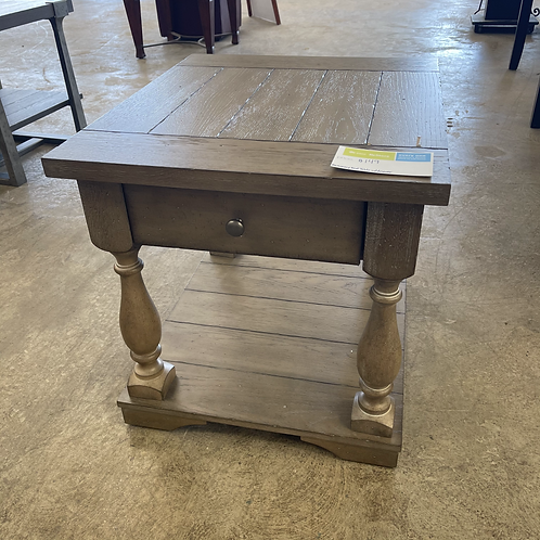 Hammory End Table w/ Drawer