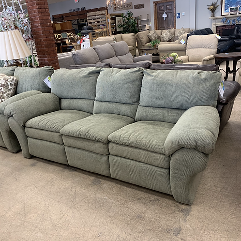 Sage Fabric Sofa