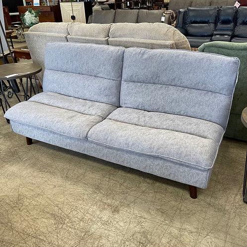 Grey Fabric Futon