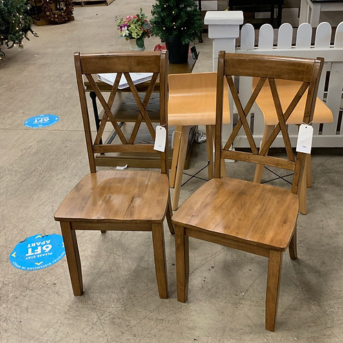 Dining Chairs (sold separately)