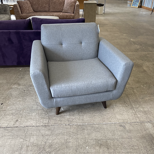 Joybird Grey Hughes Chair