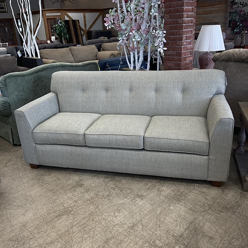 Light Colored Fabric Sofa