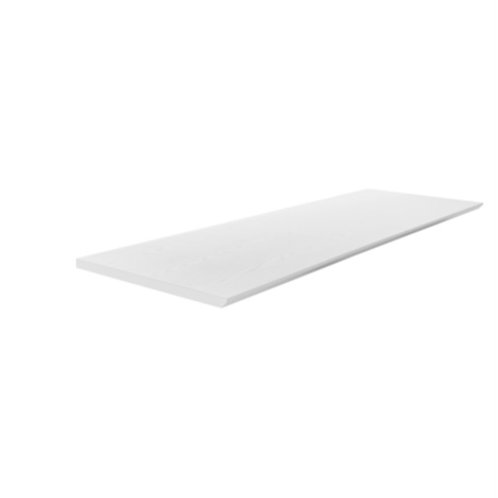 "NewAge Home Bar - White 25"" x 72"" Countertop"