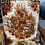 Thumbnail: Vintage Patterned Rocking Chair