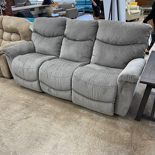 Grey Manual Couch