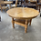 Thumbnail: Distressed Round Wooden Kitchen Table