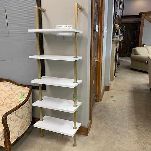 Nathan James Theo 5 Shelf Open Bookcase
