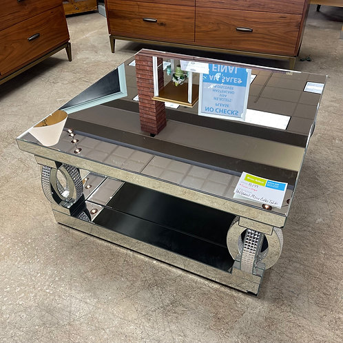 Hollywood Mirror Coffee Table