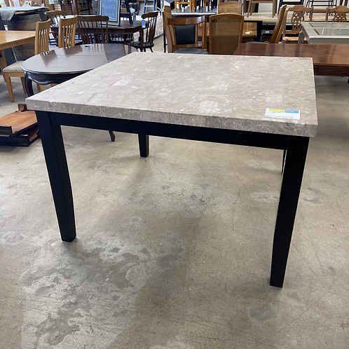 Marble Top Marietta Counter Height Table