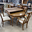 Thumbnail: Dining Table + 2 Leaves + 6 Chairs