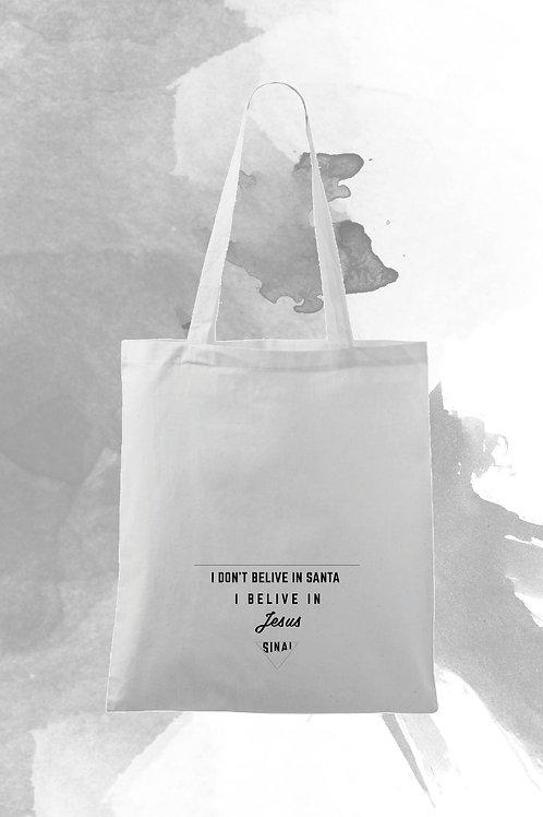Plátěná taška bílá