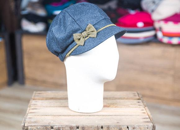 Petite casquette noeud