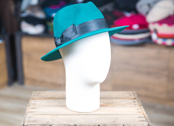 Chapeau feutre cachemire