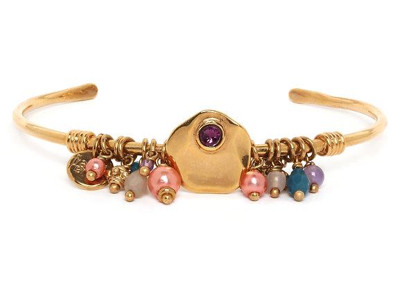 Lily bracelet jonc