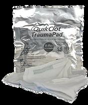 QuikClot - trauma pad